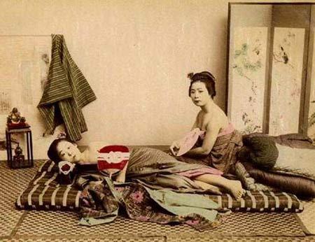 性和绝望——日本色情文化传统的演变过程(图)