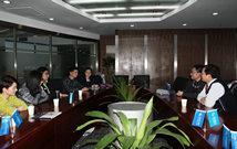 2014年医师面授班学员代表座谈会