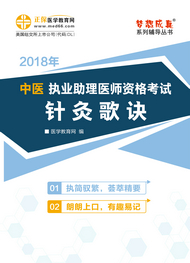 2018中医助理医师《针灸歌诀》电子书