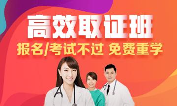 2018年中西医助理医师高效取证班
