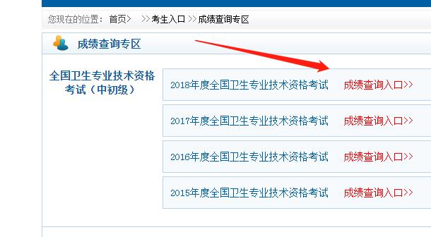 2012护师成绩查询_赶快打印成绩单!2018中国卫生人才网主管护师成绩单打印入口要 ...