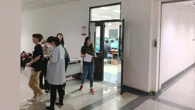 2019年护士资格考试现场报道