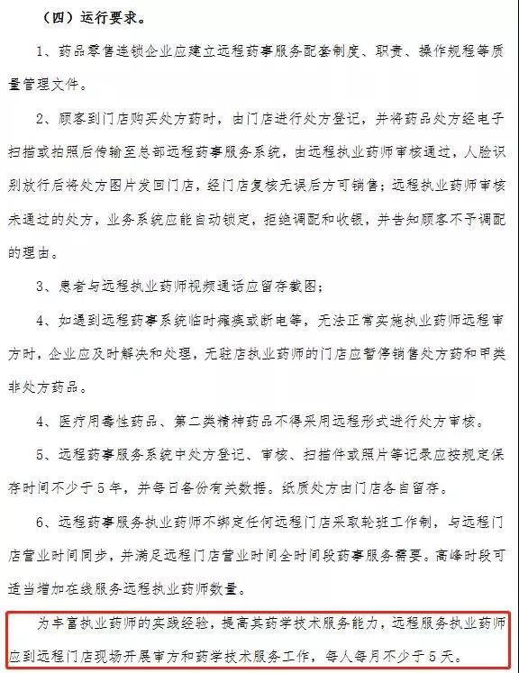 【官方】执业药师远程审方标准出台!赶紧了解!