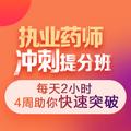 2019执业药师冲刺提分班!