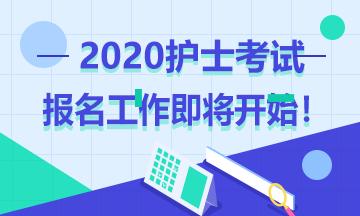 中国卫生人才网官宣:2020年护士资格考试报名即将启动!