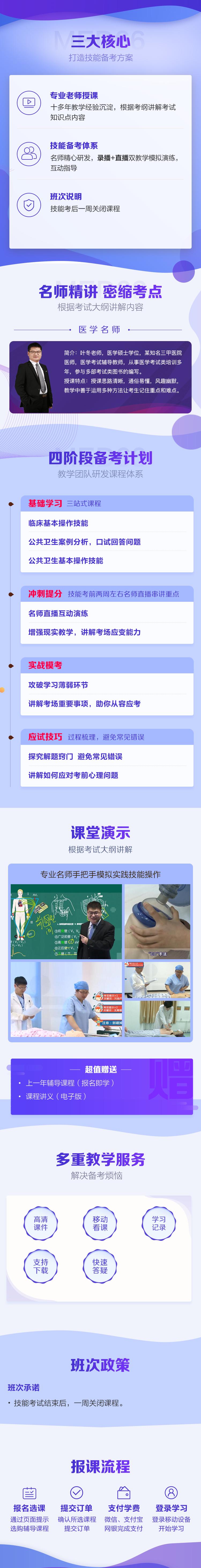 医学教育网公卫执业医师技能特色班