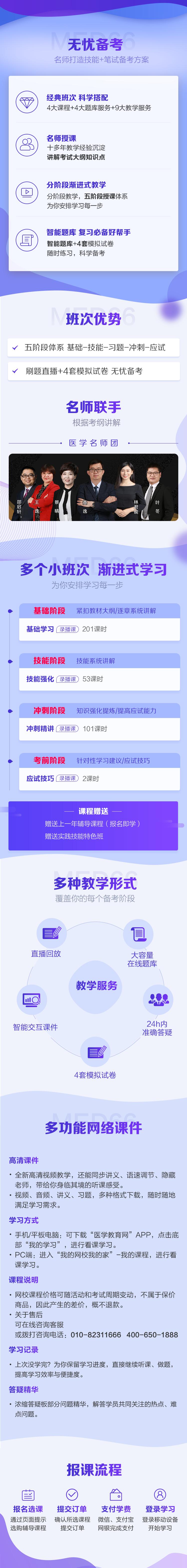 医学教育网中西医助理医师无忧实验班