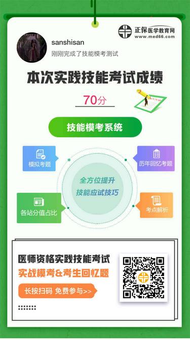 中医助理医师图