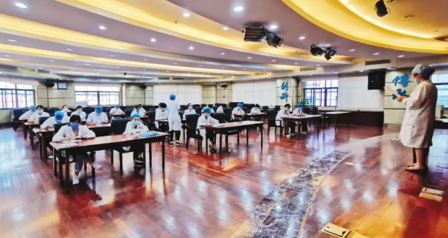 上海考区圆满完成2020年中医类别实践技能考试!共205人参考