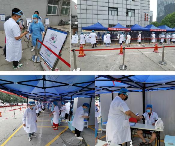 河北唐山市协和医院首次承担国家医师资格考试,3368名考生参考