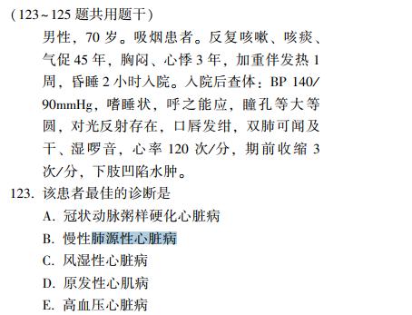 【前方捷报】2020年临床执业助理医师综合笔试考试捷报来袭!