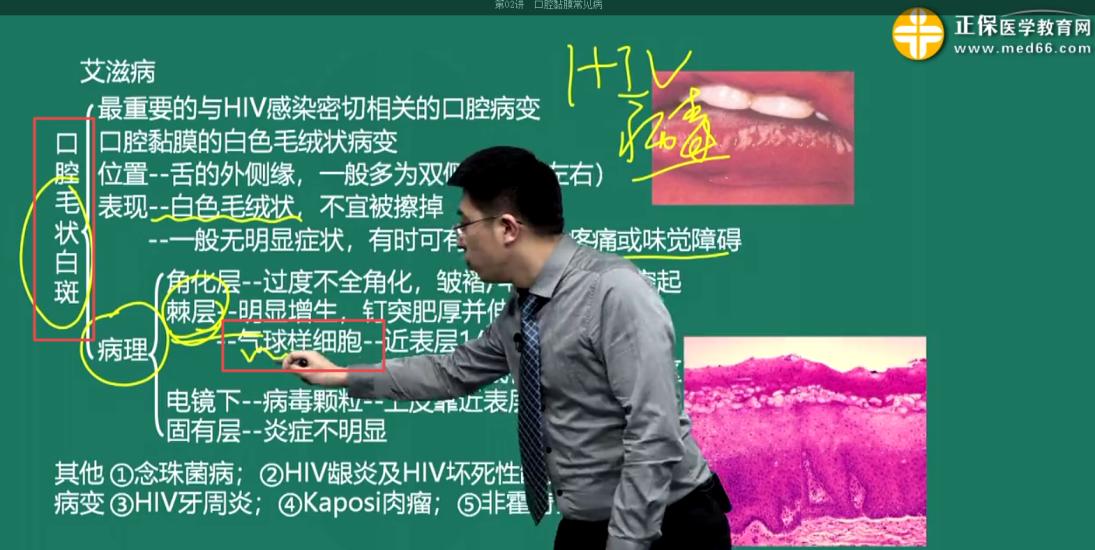 2020年口腔执业医师考试荟萃(第二天)2