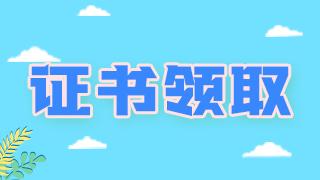 2020年四川省成都錦江區考點臨床助理醫師資格證書領取時間與地點