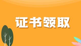 2020初级护师考试证书四川成都龙泉驿区开始发放!