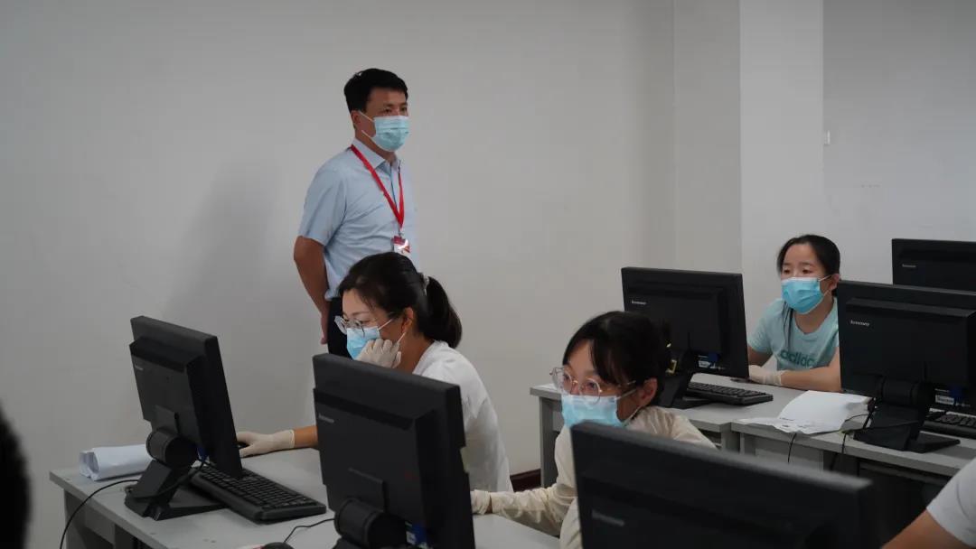 淄博市2021年医师资格考试医学综合考试圆满结束,共2555名考生参加