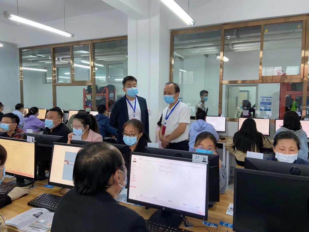 2021年山西省太原考点医师资格考试医学综合考试圆满完成