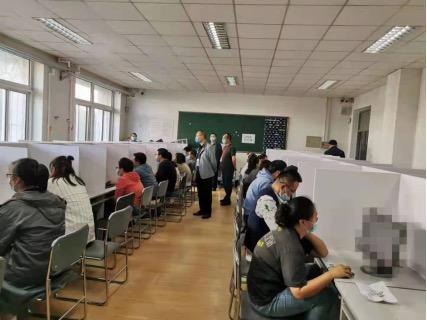 2021年国家医师资格综合笔试考试吉林考点考试工作圆满结束!